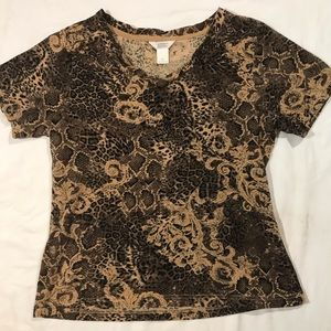 Christopher & Banks Medium top